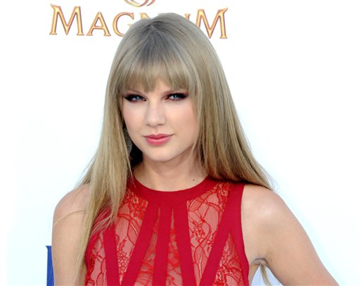 Singer Taylor Swift appears at the 2012 Billboard Music Awards in Las Vegas in this May 20 photo.