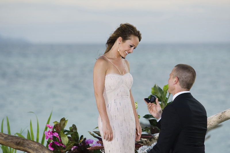 "WILL YOU MARRY ME?: Madawaska's Ashley Hebert gets engaged to J.P. Rosenbaum on the finale of ""The Bachelorette."""