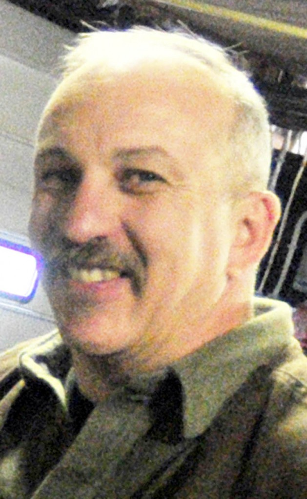 Tim Yorks is the Coopers Mills Volunteer Fire Department Association Chief.