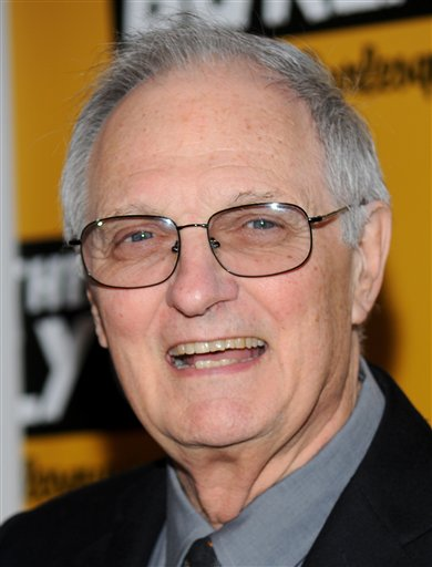 Actor Alan Alda is the host of of PBS's