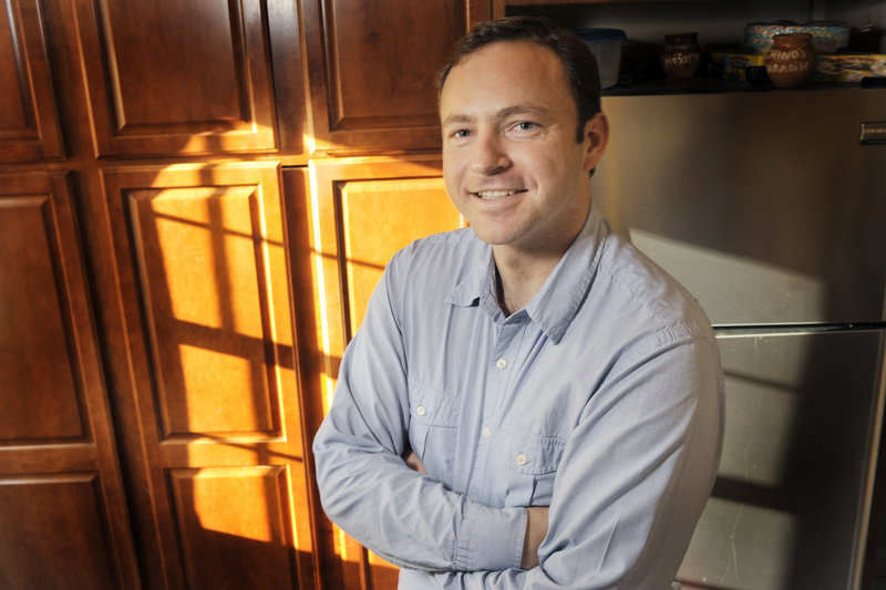 Rep. Mark Eves, D-North Berwick