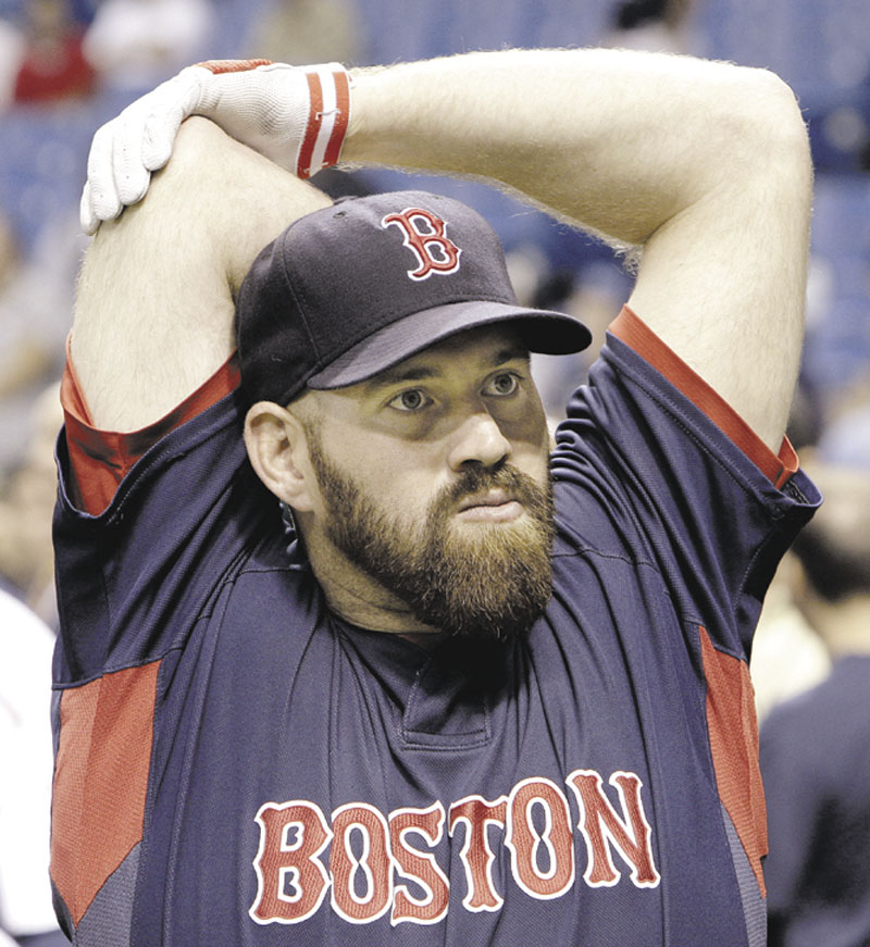 BRONX BOUND: With Alex Rodriguez facing hip surgery that will force him to miss the start of the season, the New York Yankees are discusing a deal with former Boston Red Sox infielder Kevin Youkilis.