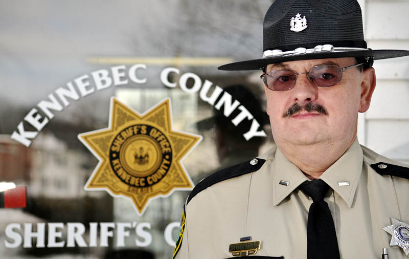 Jeffrey Bearce is serving as a lieutenant with the Kennebec County Sheriff's Office, and is pursuing a lawsuit in federal court against the City of Waterville for alleged disability discrimination.