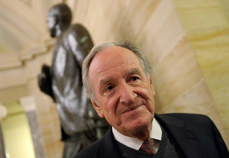 Sen. Tom Harkin, D-Iowa. says he will not seek a sixth term in the Senate.