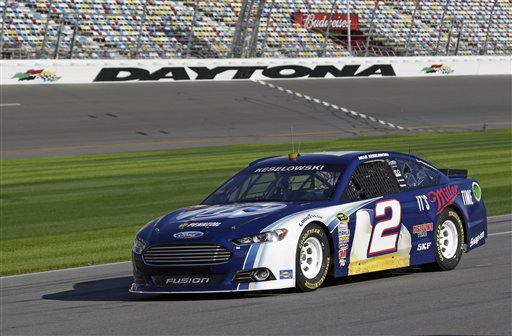 There's a buzz about NASCAR and the season-opening Daytona 500 that has nothing to do with an exploding jet dryer or a well-timed tweet. NASCAR's new Gen-6 race car makes its long-awaited debut and the success of the 2013 season could depend heavily on its performance. (AP Photo/John Raoux, File)