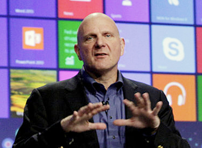 Outlook.com is the latest in a series of major product leases from Microsoft, which has been struggling under CEO Steve Balmer to regain the cachet that once made it the world's most valuable technology company.