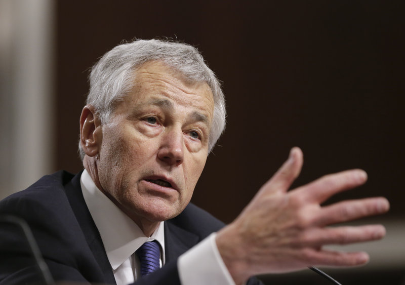 Republican senators want more information from Chuck Hagel before voting on his nomination as secretary of defense. The senators want Hagel to disclose who funded his private speeches, as well as any foreign funders of organizations to which he has profitable ties.
