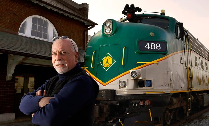 Gordon Page Sr., director of passenger rail operations, Maine Eastern Railroad: