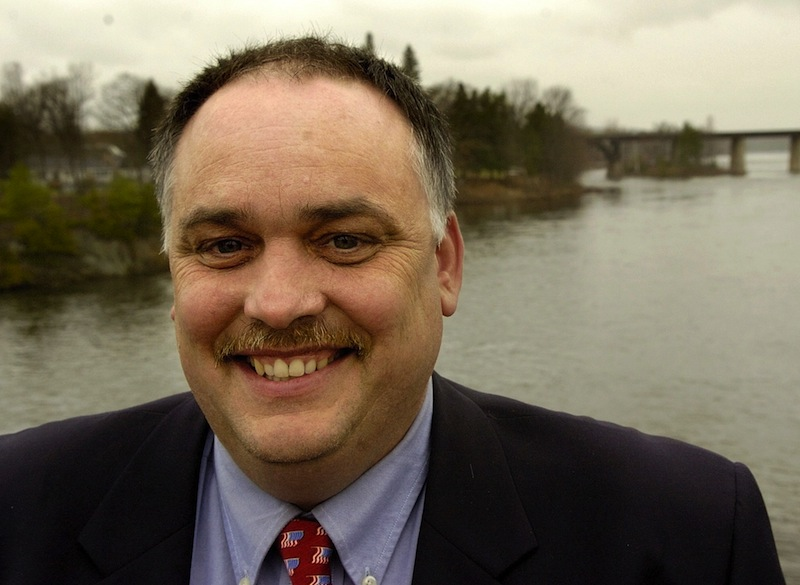 Former Maine Republican Party treasurer Philip Roy
