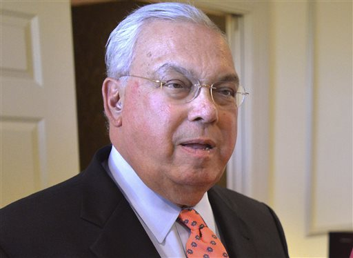 Boston Mayor Tom Menino says he won't seek re-election for a sixth term amid ongoing health problems.