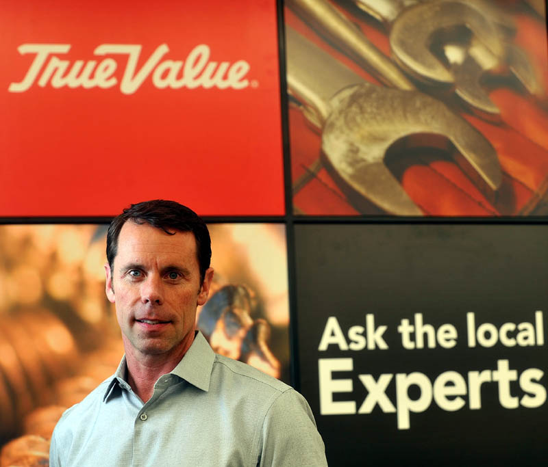 Brent Burger, owner of five Maine-based True Value stores as well as an energy company, is now chairman of the board for True Value Company, one of the world's largest retailer-owned hardware cooperatives.