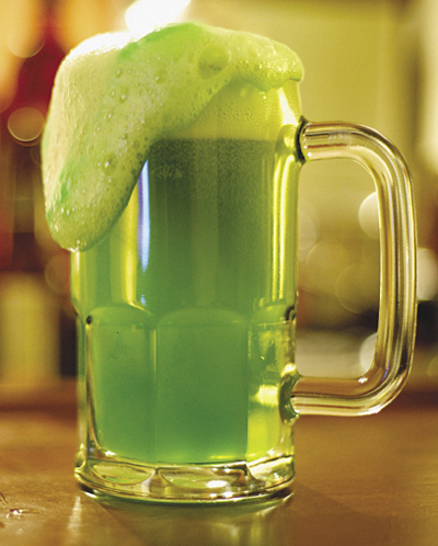 St. Patrick's Day is this Sunday, March 17.