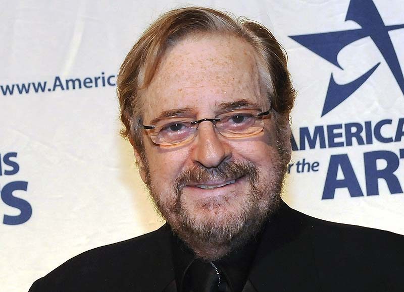In this Oct. 6, 2008 photo, Arts Advocacy Award honoree Phil Ramone attends the 2008 National Arts Awards presented by Americans For The Arts at Cipriani's 42nd St. in New York. Ramone, the Grammy Award-winning engineer and producer whose platinum touch included recordings with Ray Charles, Billy Joel and Paul Simon, has died. He was 72. His son, Matt Ramone, confirmed the death. Phil Ramone was among the most honored and successful music producers in history, winning 14 Grammys and working with many of the top artists of his era.