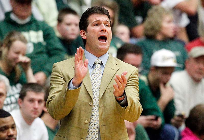 Steve Alford left New Mexico after six years and is the new men's basketball coach at UCLA.
