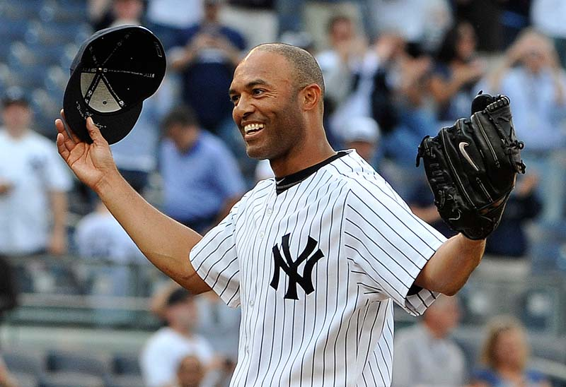 New York Yankees closer Mariano Rivera said he will retire after this season at a press conference on Saturday.
