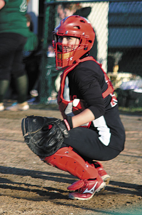 ALL-AROUND LEADER: Sam Moore hit .293 last year, with more walks than strikeouts, and led the Terriers in hits and runs.