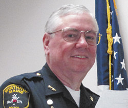 Winthrop Police Chief Joseph Young Sr.