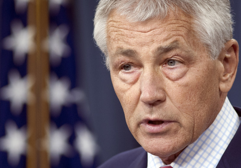 "Defense Secretary Chuck Hagel: ""We certainly will not go forward with the additional 14 interceptors until we are sure that we have the complete confidence we need. But the American people should be assured that our interceptors are effective."""