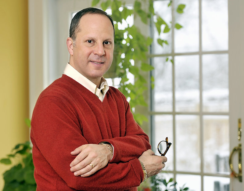 In 2009 and 2010, drugmakers paid Dr. Jeffrey Barkin, above, $114,225 for speaking engagements. He says he didn't write more prescriptions for drugs made by the firms that paid him.
