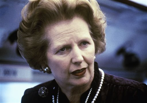 Margaret Thatcher, shown here in a 1969 photo. For admirers, she was a savior who rescued Britain from ruin and laid the groundwork for an extraordinary economic renaissance. For critics, she was a heartless tyrant who ushered in an era of greed that kicked the weak into the streets and let the rich become filthy rich.