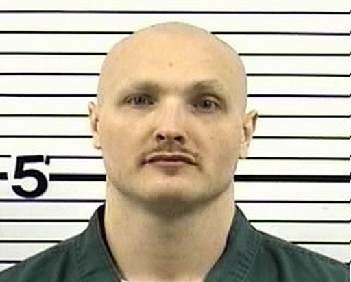 This undated photo provided by the Colorado Department of Corrections shows Thomas Guolee, 31.