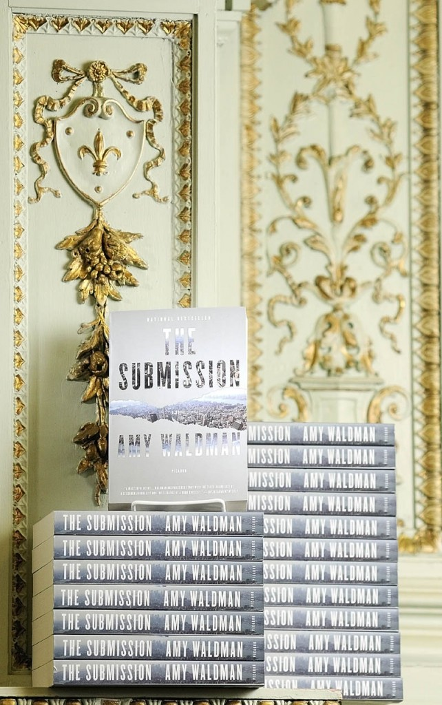 """The selection for A Capital Read 2013 is """"The Submission,"""" by Amy Waldman."""