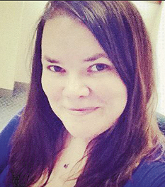 """The victim, Amanda """"Amy"""" Warf, from her Facebook page"""