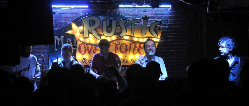 Rustic Overtones performs to at Mainely Brews Friday night. Rustic Overtones will be the headline performance at this year's Taste of Greater Waterville. The show will be free for all.