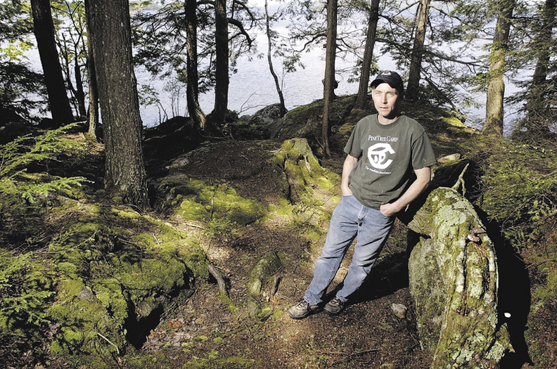 """Harvey Chesley, then-director of Pine Tree Camp on North Pond in Smithfield, said in 2005 the camp was among the targets of what he called a """"hermit burglar."""" Mostly food was stolen, and Chesely found a canoe in the woods near the camp once, which wasn't the camp's and was well-hidden."""