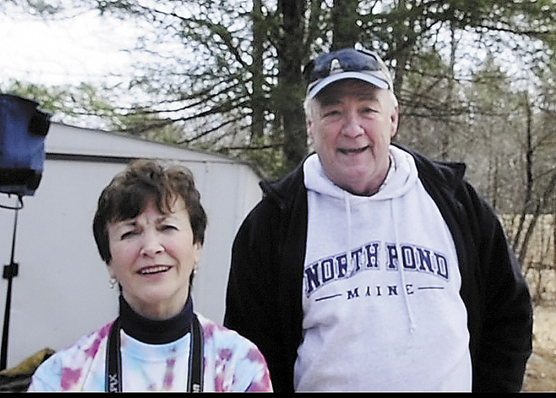 Louise and Dave Proulx talk about having their camp in Rome broken into by North Pond hermit Christopher Knight.