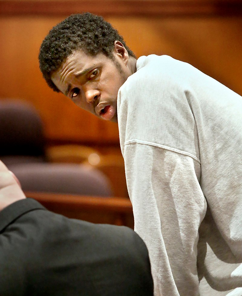 Mohammed Mukhtar pleaded guilty Thursday to breaking into a woman's apartment as she slept and raping her.
