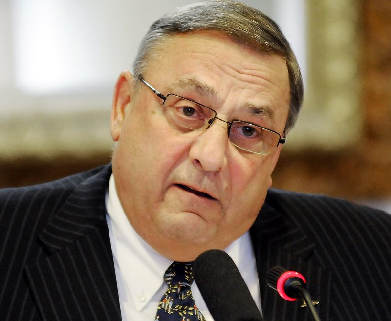 Gov. Paul LePage became enraged during a conference call about elver-fishing rules on Monday, according to Newell Lewey of Pembroke, a member of the Passamaquoddy tribe who took part in the call.