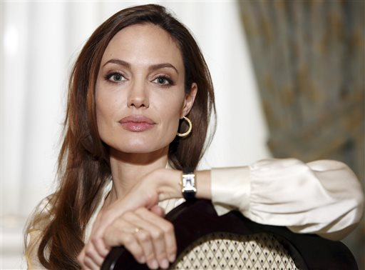 """Angelina Jolie: """"I do not feel any less of a woman. I feel empowered that I made a strong choice that in no way diminishes my femininity."""""""