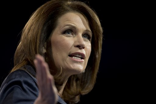 """U.S. Rep. Michele Bachmann, R- Minn.: """"I will continue to work overtime for the next 18 months in Congress defending the same Constitutional Conservative values we have worked so hard on together."""""""