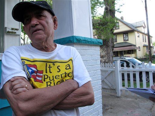 Ismail Figueroa, whose daughter was with Ariel Castro for years and had four children with him, explains why he wasn't surprised by Castro's arrest this week on suspicion of imprisoning three women in his house for a decade. Figueroa, 75, says Castro regularly locked his daughter inside an apartment when they were first together years ago and wouldn't let her leave.