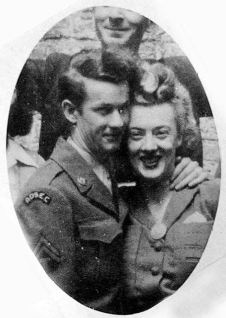 Henry Breton, of Manchester, served in World War II in Europe, where he met and married Elizabeth Dumoulin, an accomplished pianist from Liege, Belgium.