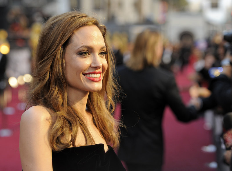Actress Angelina Jolie wrote in a New York Times opinion piece Tuesday that she is BRCA-positive and had a preventive double mastectomy. Jolie, whose mother died of ovarian cancer, said she had an 87 percent chance of getting breast cancer, but that risk is now just 5 percent because of the surgery.