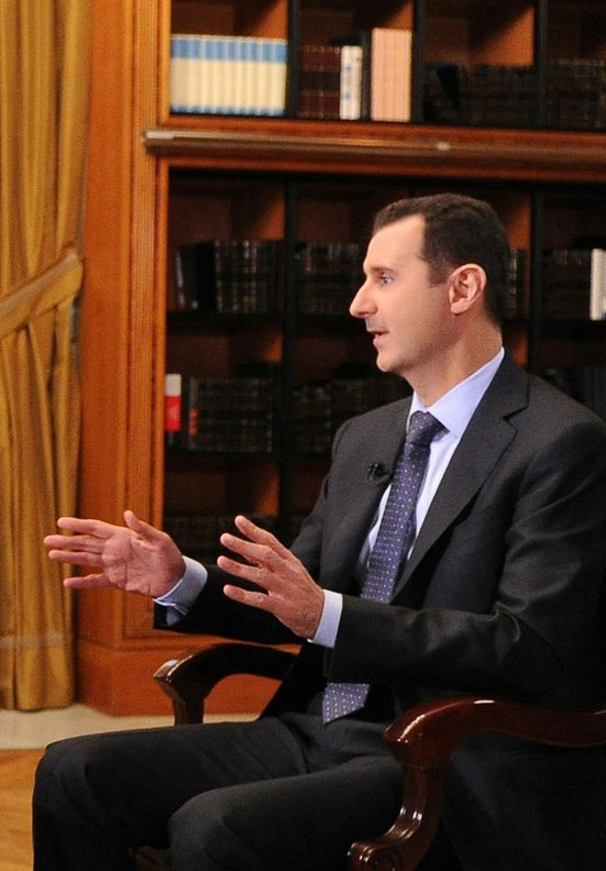The regime of Syrian President Bashar al-Assad has used chemical weapons against rebels, the U.S. says.