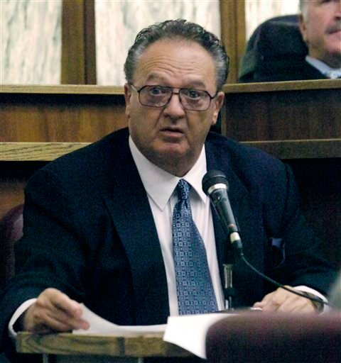 """John Martorano, shown in a 2008 photo, testified this week in the trial of James """"Whitey"""" Bulger."""