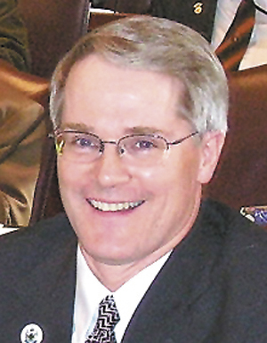Rep. Pat Flood, R-Winthrop