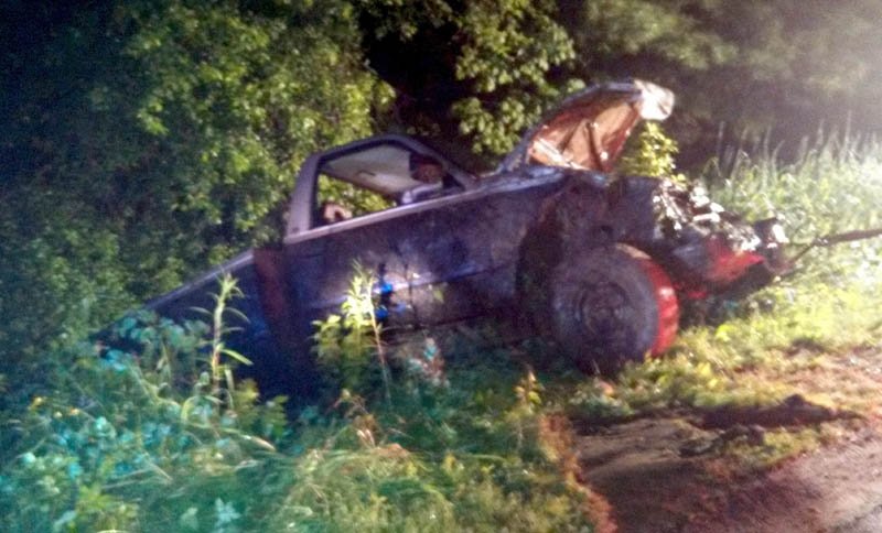 A 15-year-old boy was injured after the truck he was a passenger in crashed early Monday morning in New Sharon. The driver of the vehicle faces at least one charge involving alcohol and possibly another because the truck was reported stolen, police said.