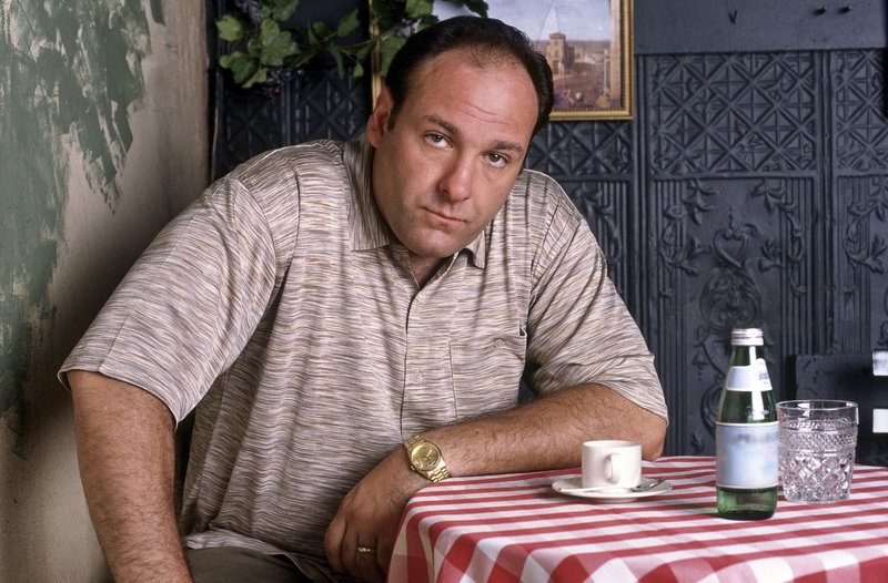 "James Gandolfini said he gravitated to acting as a way to get rid of anger. I don't know what exactly I was angry about."" His first big break was a Broadway production of ""A Streetcar Named Desire."" While Tony Soprano was larger than life, Gandolfini was exceptionally modest."