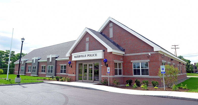 The new Waterville Police Department headquarters is complete, and the public is invited to tour the building on Thursday and Friday.