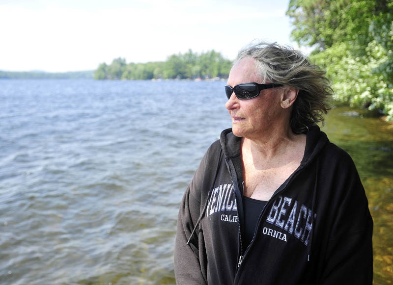 Pam Wise, a film editor, is making several appearances at the Maine International Film Festival to talk about her work.