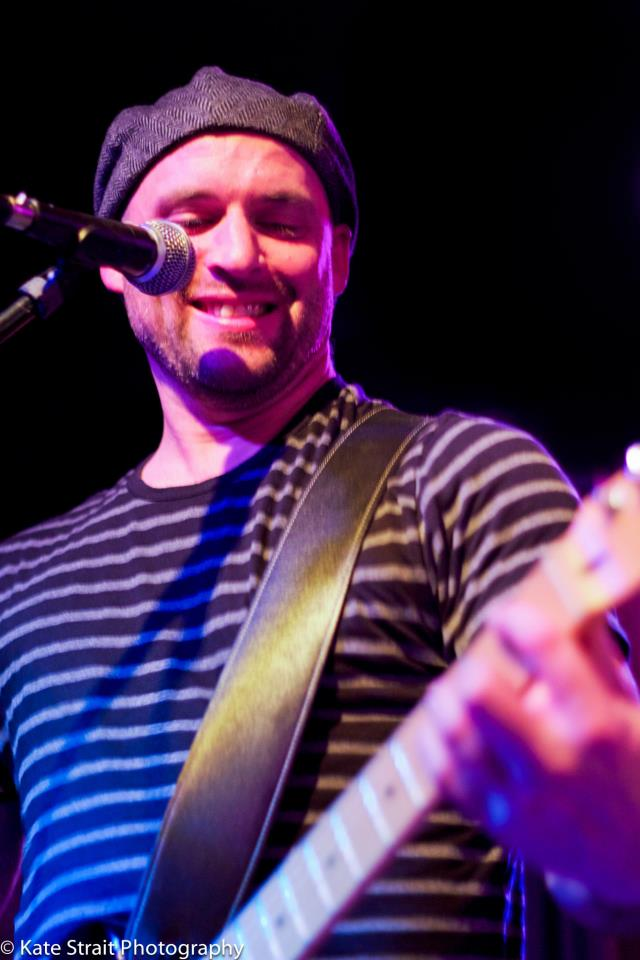 Michael Allen was a local lobsterman who played guitar in the local band Doubting Gravity.
