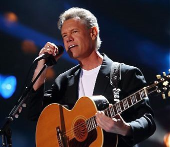 Randy Travis performs at the 2013 CMA Music Festival in Nashville, Tenn., in this June 7, 2013, photo.