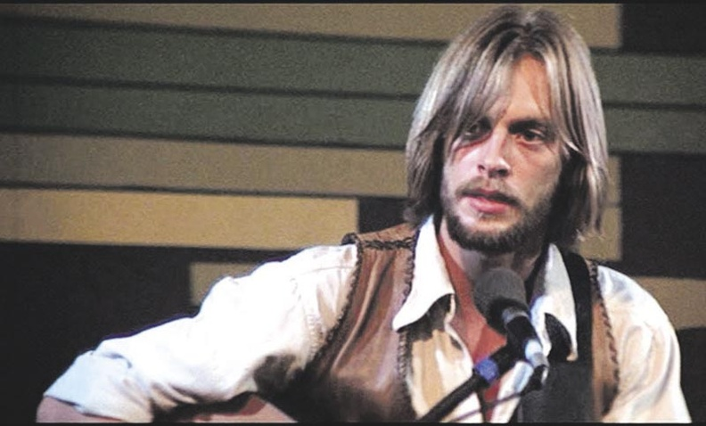 "Keith Carradine in ""Nashville."""