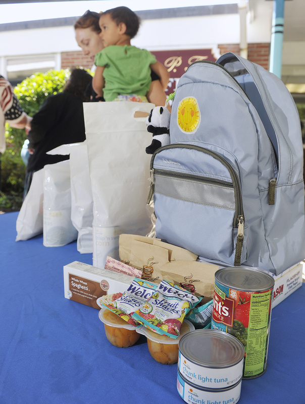 The BackPack Program, which provides food for children for the weekend, will expand to include about 200 students attending elementary schools in Maine, including those in Chelsea and Whitefield.