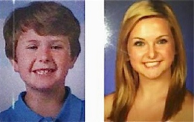 An Amber Alert was in effect Tuesday for Ethan Anderson, 8, and Hannah Anderson, 16 – the two missing children of Christina Anderson.