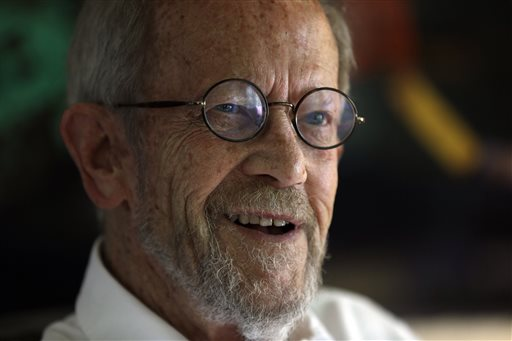 """When something sounds like writing, I rewrite it,"" Elmore Leonard often said."
